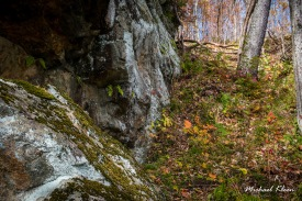 Bonaparte's Cave State Forest in Lewis County, New York. Photo by Michael Kleen