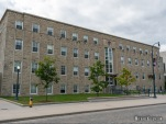 Dunning Hall at Queen's University at Kingston, Ontario. Photo by Michael Kleen