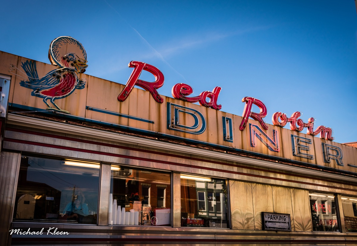 Red Robin DinerRevisited