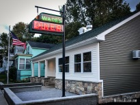 Wade's Diner in Oswego, New York. Photo by Michael Kleen