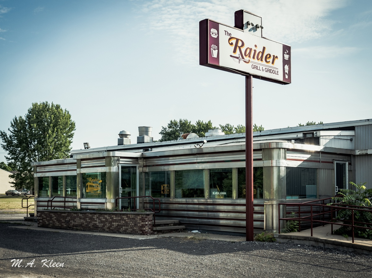 The Raider Grill & Griddle in Canastota, New York