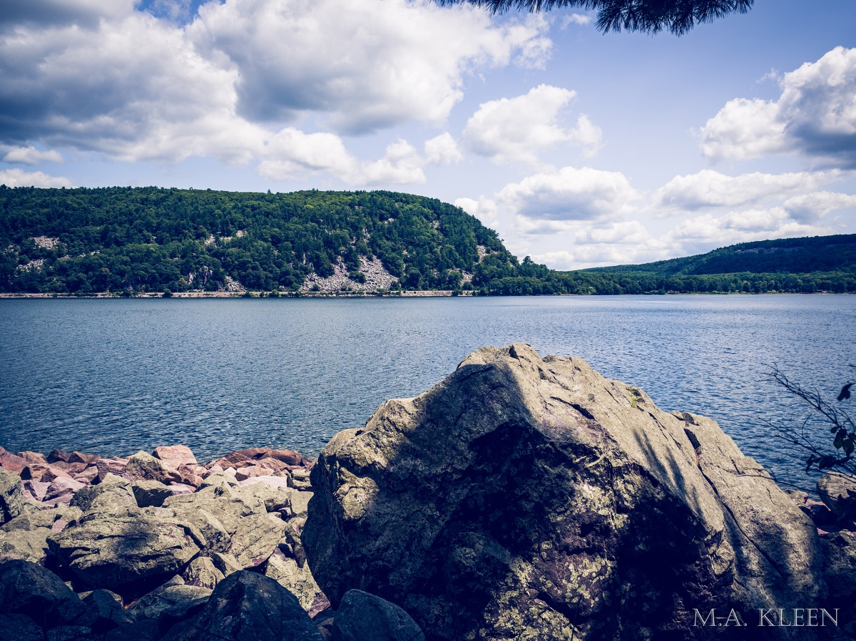 Devils Lake in Baraboo, Wisconsin