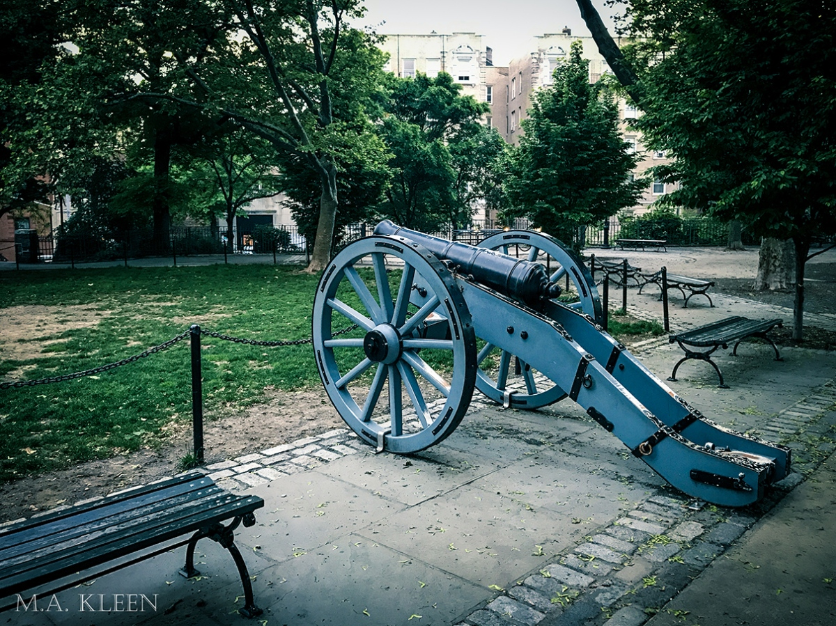 Bennett Park and Fort Washington, New York City
