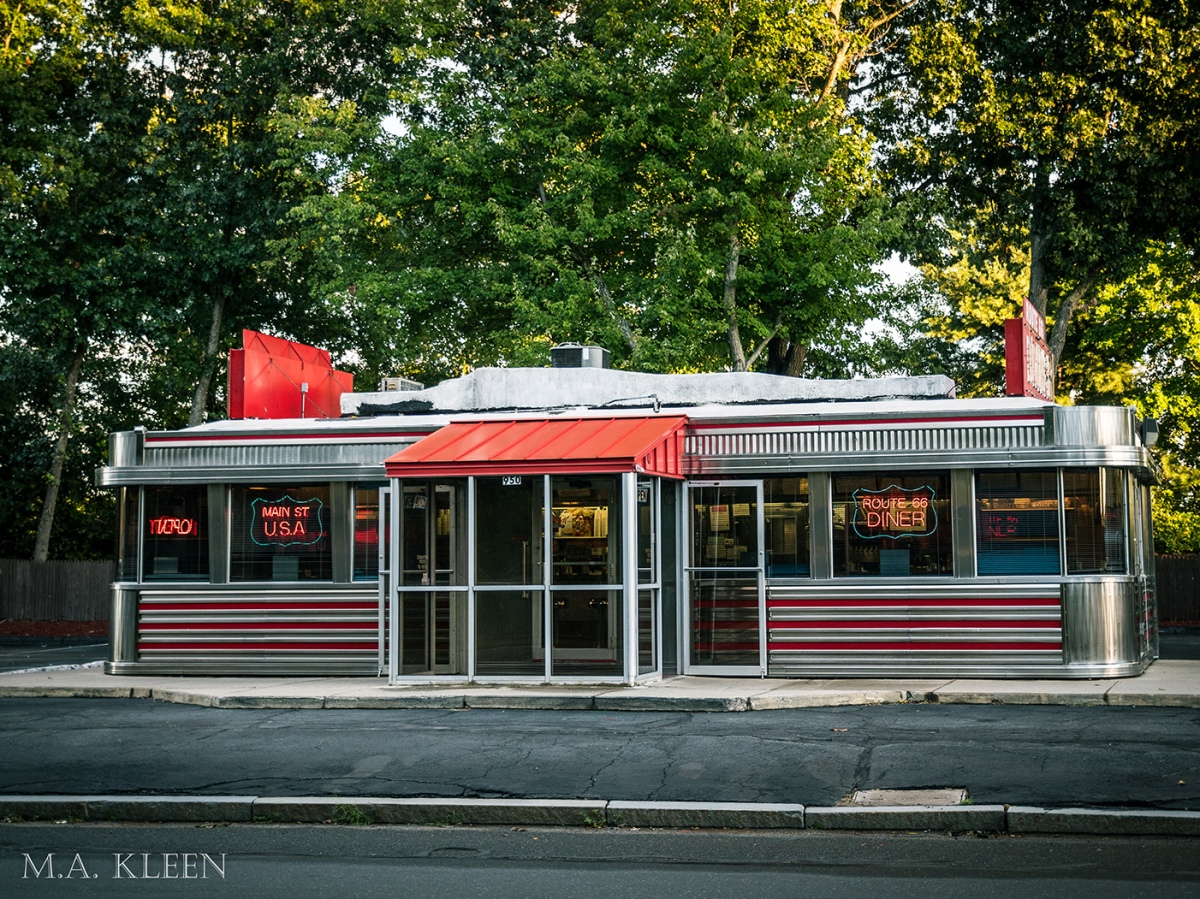 Mountain View Diners