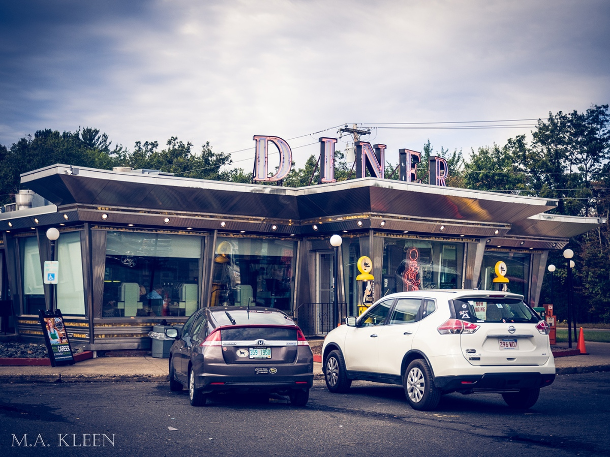 Whately Diner in Whately, Massachusetts