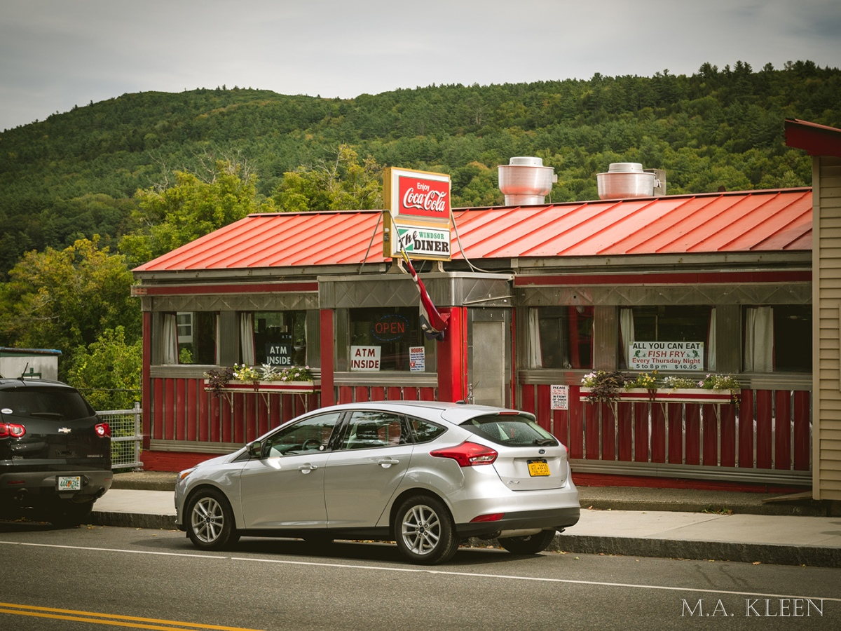 Windsor Diner in Windsor, Vermont