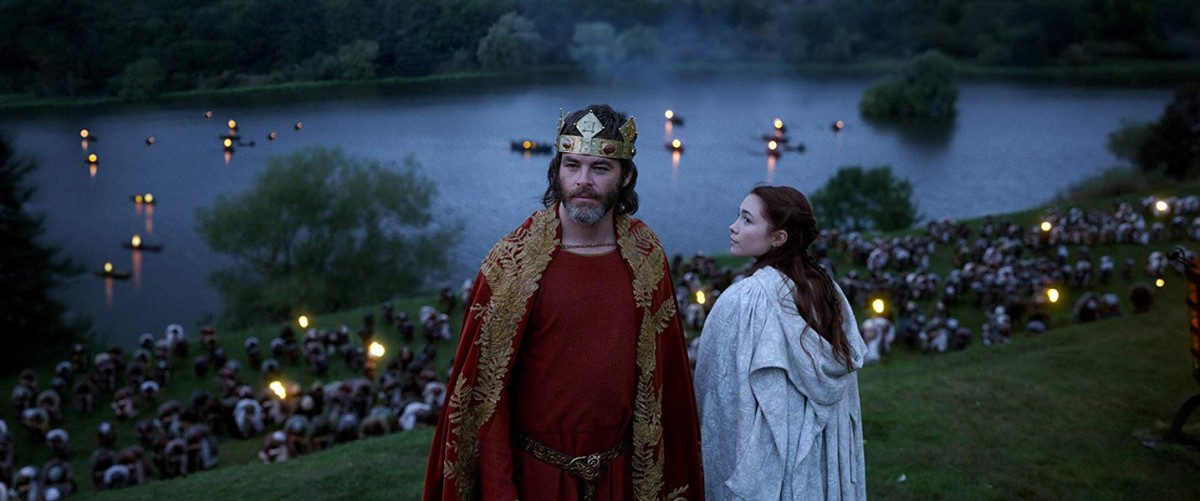 Outlaw King: It's Not Braveheart