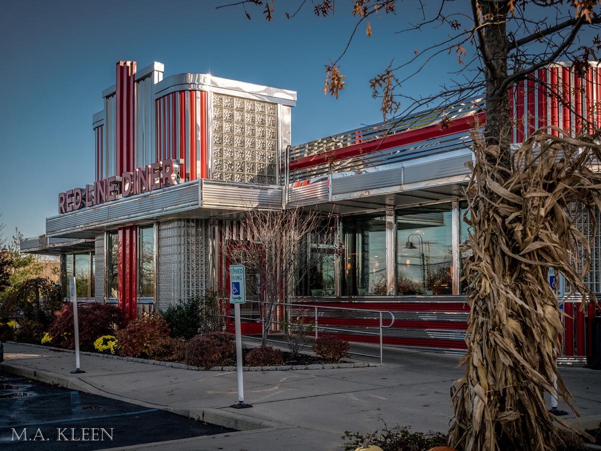 Red Line Diner in Fishkill, NewYork