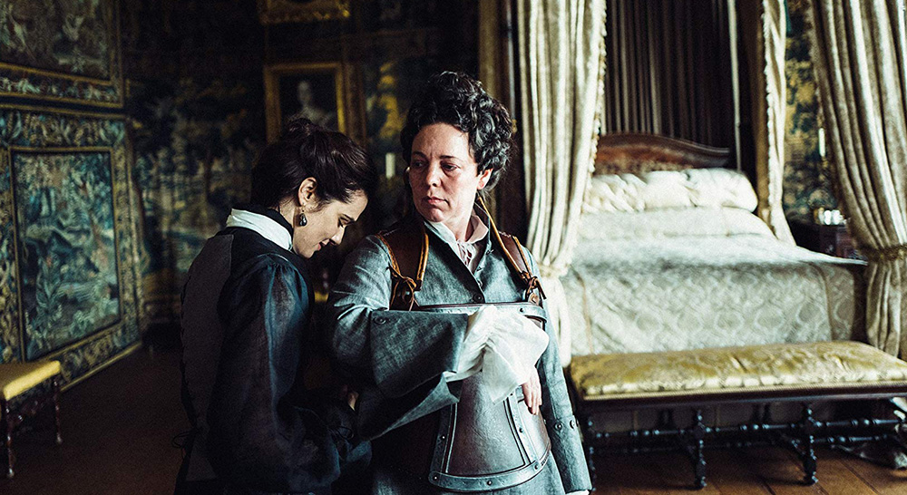 The Favourite: Sensationalism at the Expense ofHistory
