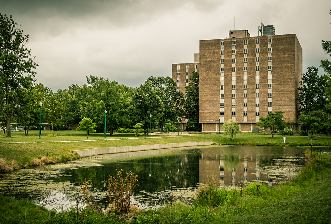 EIU Memories: Carman Hall