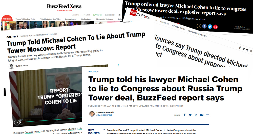 Media Bias on Full Display in Buzzfeed Debacle