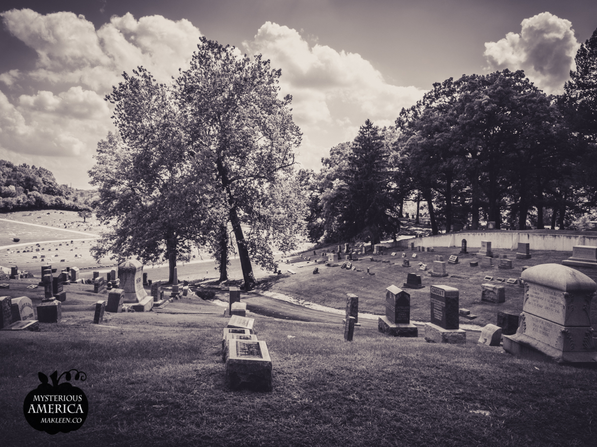 Lost Souls of Decatur's Greenwood Cemetery