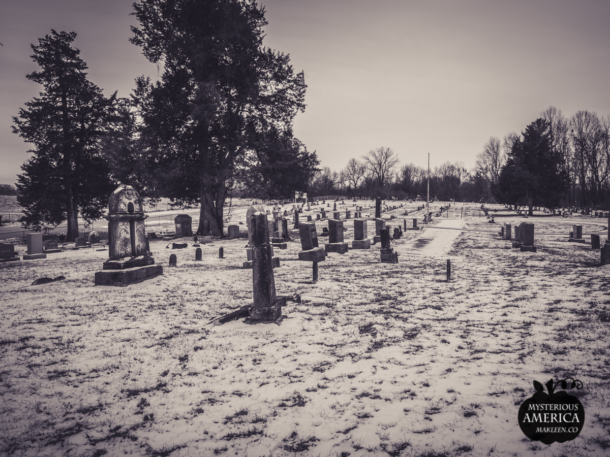Anderson Cemetery: Hoax or Legend?