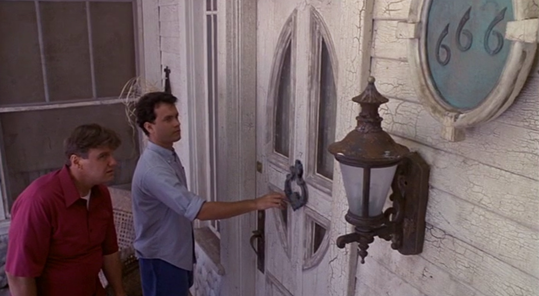 Five Things You Didn't Notice in The 'Burbs