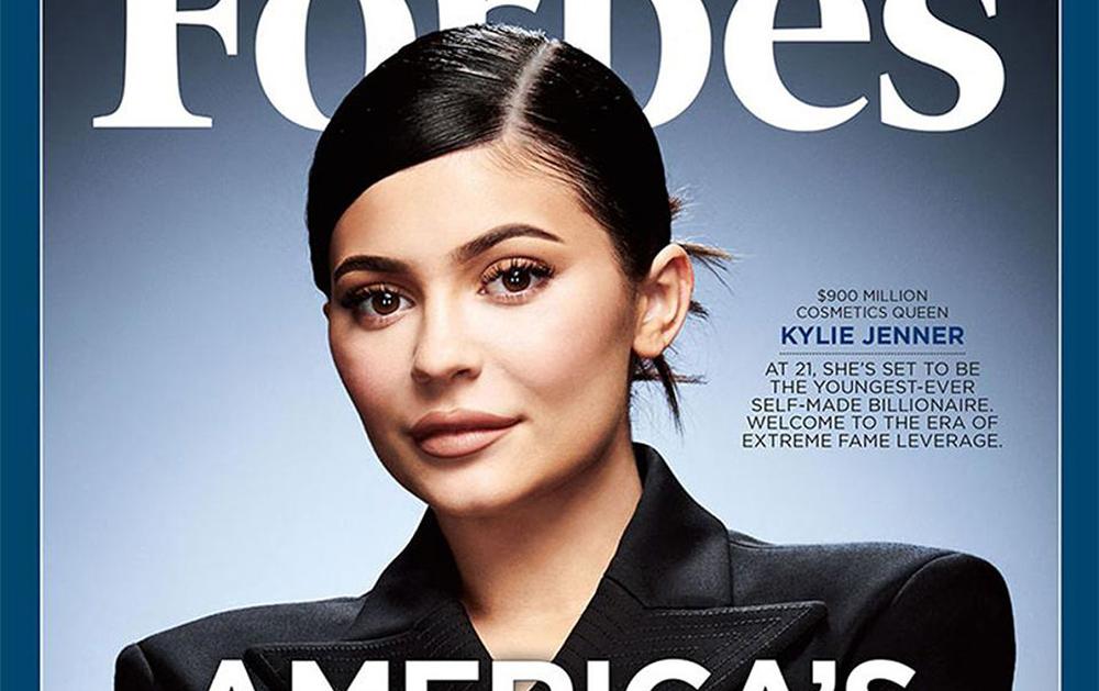 Congratulations, Kylie Jenner