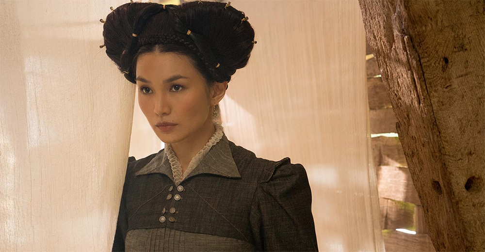 Actress Gemma Chan Responds to Criticism Over Her Role in Mary Queen of Scots