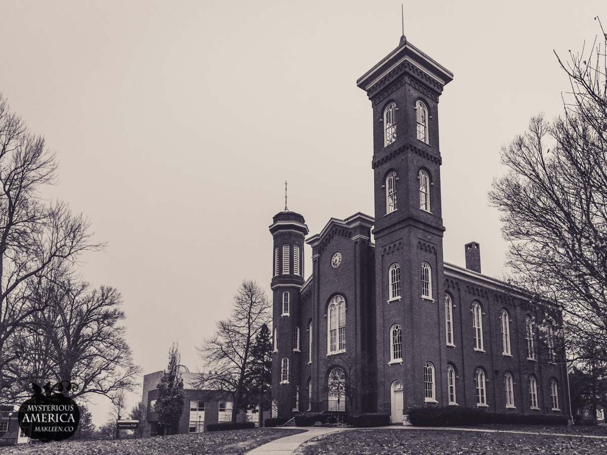 Do Past Shadows Lurk at Historic Illinois College?