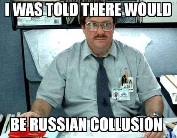 After 22 Months: Robert Mueller Finds No Collusion!