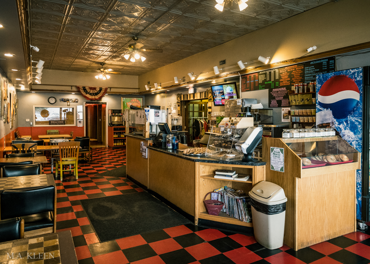 EIU Memories: Jackson Avenue Coffee
