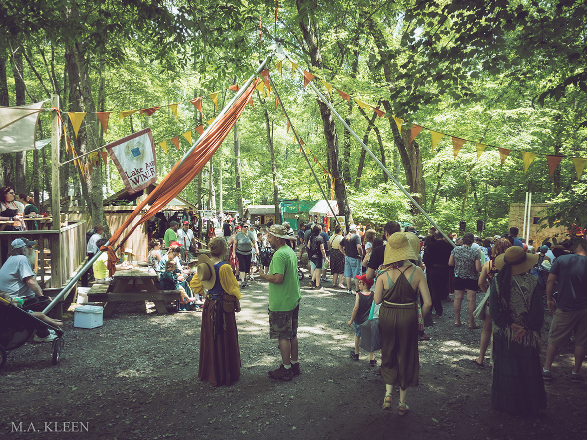 A Day at the Virginia Renaissance Faire