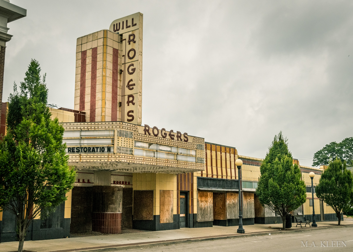 EIU Memories: Will Rogers Theatre