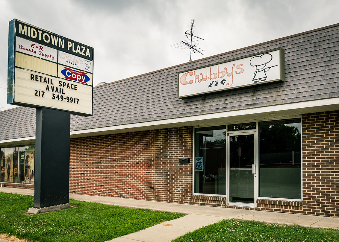 EIU Memories: Chubby's Pizza