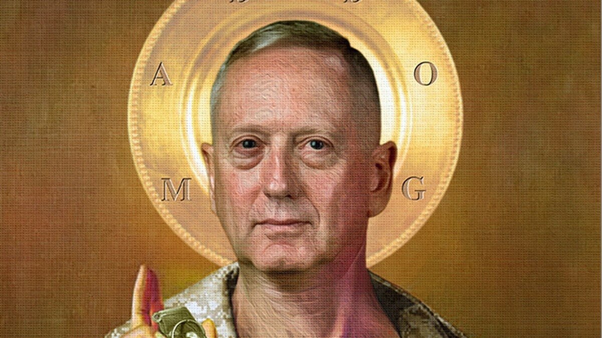 Mattis Scolds America