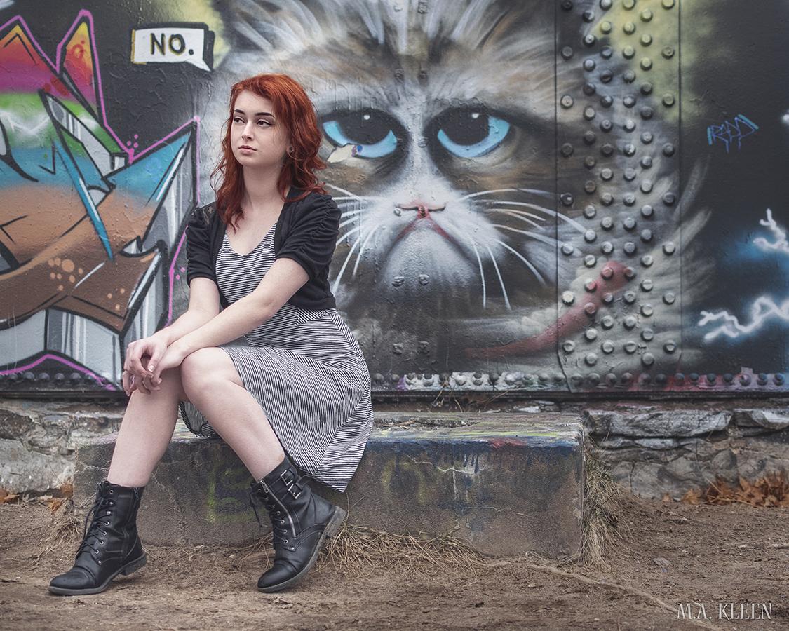Grumpy Cat Luna