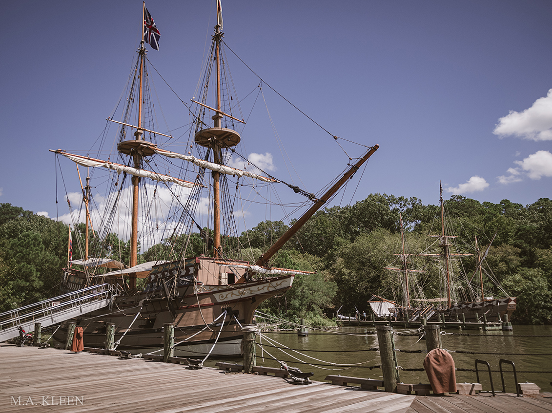 Jamestown Settlement in Virginia's Historic Triangle