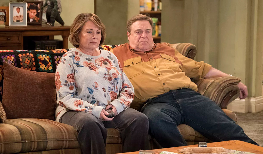Trump Support Led to Show's Cancellation:Roseanne