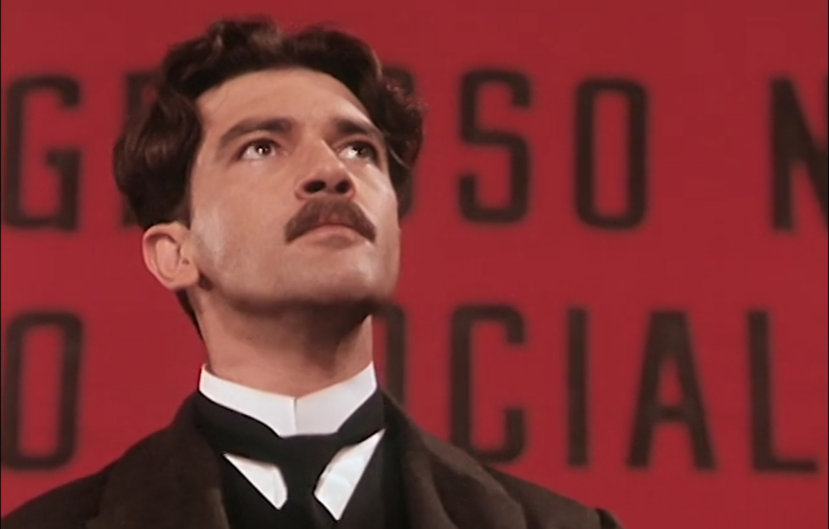 That Time Antonio Banderas Starred in a Movie Romanticizing Benito Mussolini