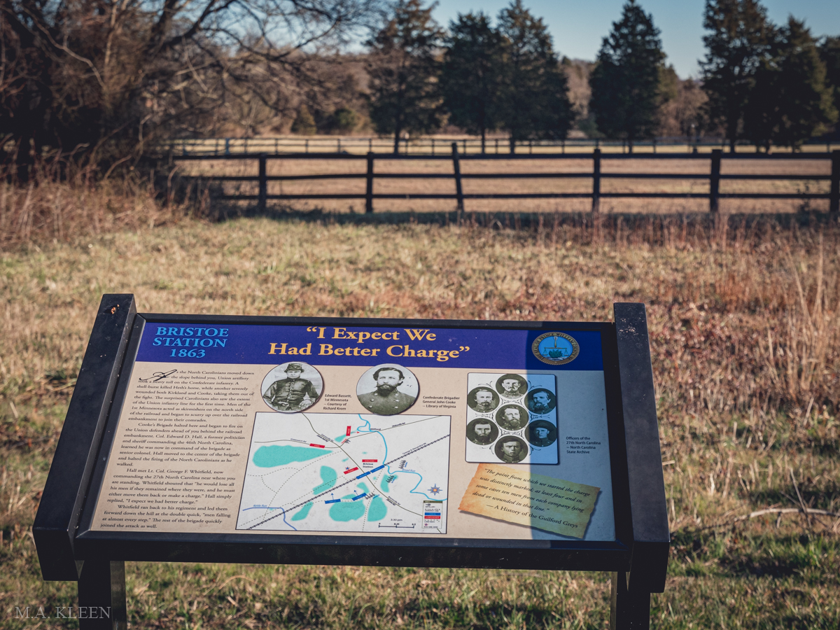 A Trip to Battlefield Heritage Park in Bristow, Virginia