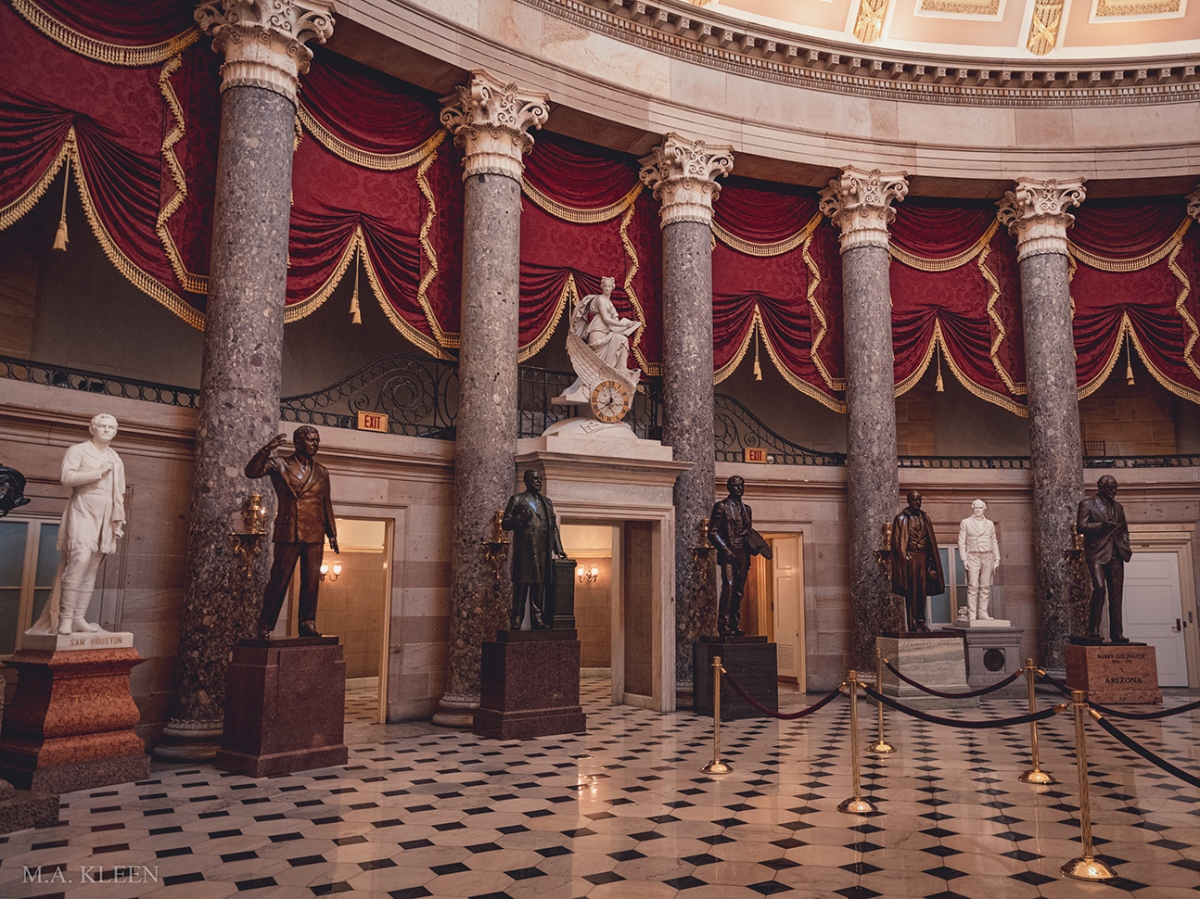 A Trip to the U.S. Capitol Building