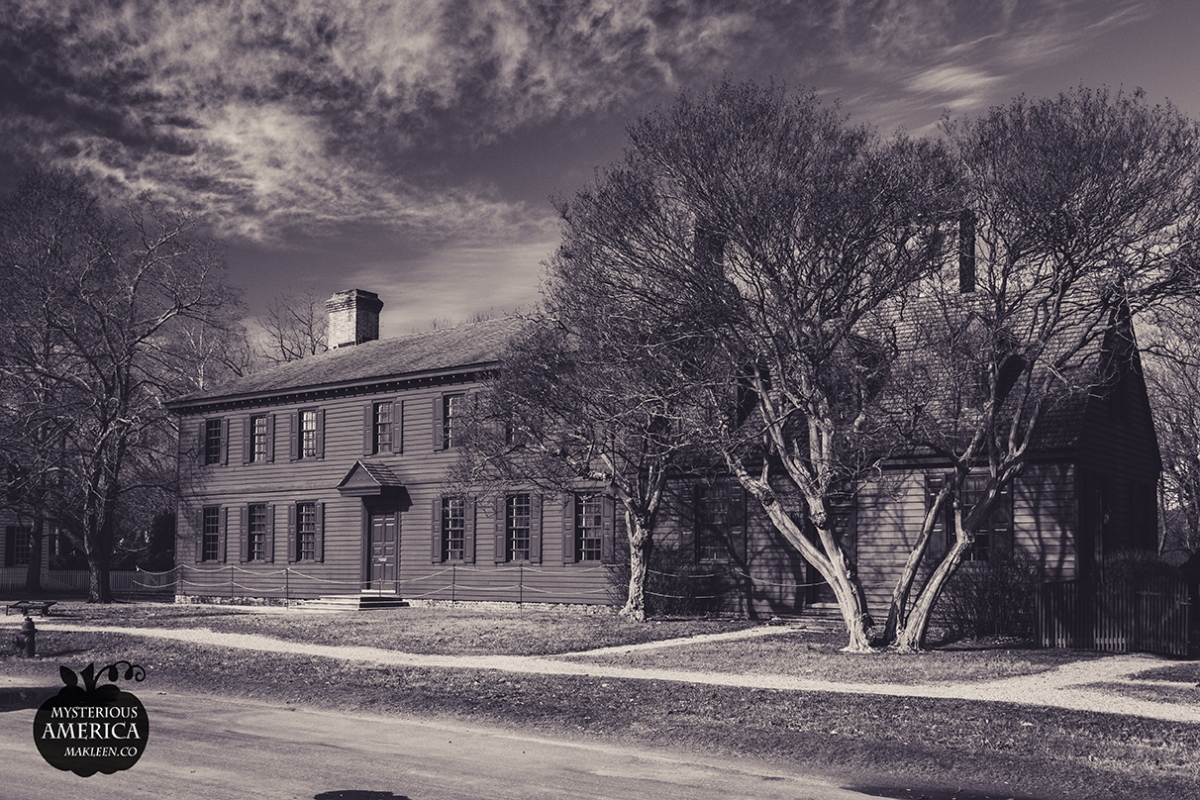 Is Peyton Randolph House the Most Haunted House in America?