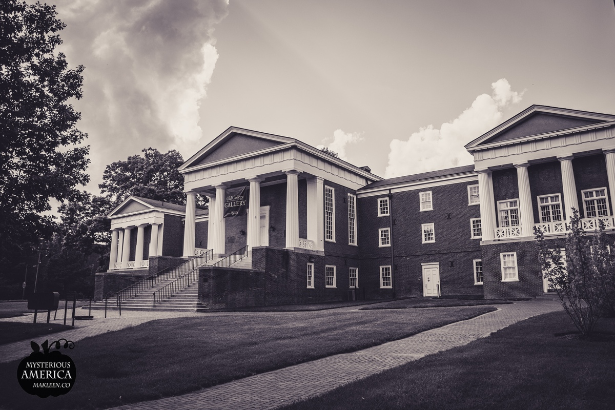 University of Delaware – Historically Haunted?