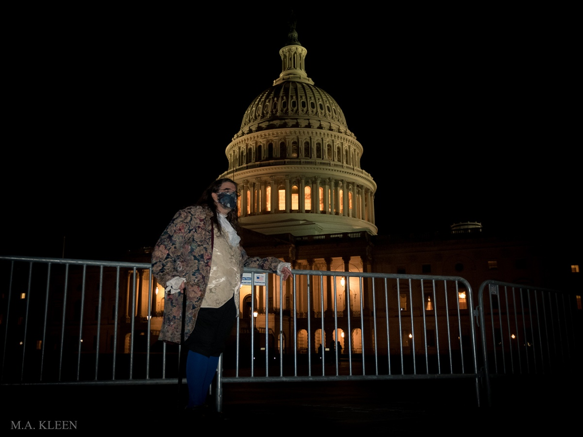 Scary DC Tours Shows an Eerie Side to CapitolHill